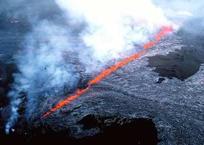 Erupção fissural