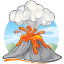 Erupções vulcânicas e seus efeitos