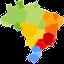 Mapa político do Brasil