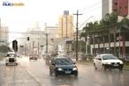 Brasil: Chuva em Curitiba