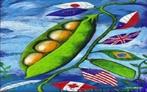 Soja é um grão rico em proteínas, cultivado como alimento tanto para humanos quanto para animais. A soja pertence à família Fabaceae (leguminosa), assim como o feijão, a lentilha e a ervilha. A palavra soja vem do japonês shoyu. A soja é originária da China.  </br></br>  Palavras-chave: Dimensão econômica. Território. Lugar. Região. Egricultura. Soja. Exportação. Óleo de soja.