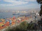 Porto Viñas del Mar, é o principal porto chileno, com presença constante da marinha chilena. </br></br> Palavras-chave: Porto. Chile. Transporte. Logística.