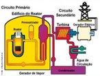 Usina Nuclear, também conhecida como central nuclear, é uma instalação que produz energia elétrica através de reações nucleares de elementos radioativos. O elemento mais utilizado nas usinas é o urânio. Este material é colocado em barras dentro dos reatores da usina. O calor gerado pela reação move um alternador que produz a energia elétrica. </br></br> Palavras-chave: Usina nuclear. Energia elétrica. Urânio. Combustão. Alternador. Lixo nuclear. Resíduos radioativos.