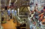 Indústria é toda atividade humana que, através do trabalho, transforma matéria-prima em outros produtos, que em seguida podem ser, ou não, comercializados. De acordo com a tecnologia empregada na produção e a quantidade de capital necessária, a atividade industrial pode ser artesanal, manofatureira ou fabril.  </br></br>  Palavras-chave: Dimensão econômica do espaço grográfico. Território. Lugar. Região. Produção industrial. Emprego. Tecnologia.