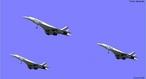 O Concorde foi um dos dois aviões de passageiros supersônicos que operaram na história da aviação comercial. Vôos comerciais começaram em 21 de janeiro de 1976 e terminaram em 24 de outubro de 2003. Foi operado apenas pela companhia britânica British Airways e pela companhia francesa Air France.  </br></br>  Palavras-chave: Avião. Passageiros. Transporte.
