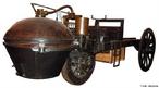 O francês Nicolas – Joseph Cugnot construiu o primeiro automóvel da história em 1765, o automóvel tinha três rodas, acionado a vapor, que desenvolvia a velocidade de 5 km por hora. O carro, parecido com um triciclo, levava uma caldeira redonda na frente da primeira roda.  </br></br>  Palavras-chave: Dimensão demográfica. Econômica. Trasnportes. Meios de trasnportes. Rodovias. Carro a vapor.