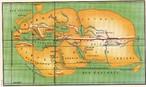 Erat�stenes (285 - 194 a.C.) desenhou um mapa do mundo melhorado, incorporando informa��o resultante das campanhas de Alexandre, o Grande, e dos seus sucessores. A �sia surge maior, refletindo os novos conhecimentos da verdadeira dimens�o do continente. Erat�stenes foi tamb�m o primeiro ge�grafo a incorporar paralelos e meridianos nas suas representa��es cartogr�ficas. </br></br> Palavras-chave: Cartografia. Geografia. Mapas. Erat�stenes. Continente. Paralelos. Meridianos. Representa��o Cartogr�fica.