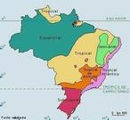 O clima de uma regi�o � representado pelo conjunto estat�stico de suas condi��es durante um intervalo espec�fico de tempo. Essas condi��es geralmente incluem a temperatura, precipita��o e umidade. O Mapa de Climas do Brasil apresenta as divis�es clim�ticas do pa�s de acordo com a temperatura m�dia e a quantidade de meses secos. O mapa abaixo traz a classifica��o segundo o IBGE. </br></br> Palavras-chave: Clima. Tropical. Equatorial. Brasil.