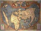 Primeiro mapa a utilizar o nome Am�rica para identificar o continente. Ele data de 1507.</br></br>Palavras-chave: Mapas Antigos. Am�rica. Continente.