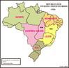 Em 1946, os territ�rios federais de Igua�u e Ponta Por� foram extintos.</br></br>Palavras-chave: Brasil. Regi�o. Regionaliza��o. IBGE. Administra��o. Desenvolvimento. Pol�ticas P�blicas.