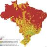 O mapa acima apresenta o IDHM no Brasil no ano de 2000.<br><br>O que � o IDHM? O �ndice de Desenvolvimento Humano Municipal compreende indicadores de tr�s dimens�es do desenvolvimento humano: longevidade, educa��o e renda. O �ndice varia de 0 a 1. Quanto mais pr�ximo de 1, maior o desenvolvimento humano <br><br>Apesar de ter sua metodologia baseada no c�lculo do IDH Global � publicado anualmente pela sede do PNUD em Nova York para mais de 150 pa�ses �, a compara��o entre IDHM e IDH n�o � poss�vel , j� que o IDHM � uma adapta��o metodol�gica do IDH ao n�vel  municipal, utilizando outra base de dados (neste caso, os Censos do IBGE). Ambos agregam as dimens�es longevidade, educa��o e renda, mas com diferentes indicadores e base de dados para retratar estas  dimens�es. <a target=&quot;_blank&quot; href=&quot;http://www.geografia.seed.pr.gov.br/arquivos/File/diferenca_idh_idhm.pdf&quot;>Saiba mais</a>.<br><br>Em 2000, o IDHM no Brasil era considerado <strong>M�dio</strong> (0,612) e 26,1% dos munic�pios brasileiros encontravam-se nesta faixa de desenvolvimento humano.<br><br>Palavras-chave: IDHM. Brasil. Natalidade. Educa��o. Esperan�a de Vida. Popula��o. Desigualdade Social. Pobreza. Sal�rio. IBGE. Censo Demogr�fico. Munic�pios.