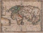 Este mapa de Martin Waldseem�ller (1470-1521), do in�cio do s�culo XVI, � o �nico exemplar conhecido deste mapa-m�ndi em particular, e cont�m uma das primeiras apari��es do nome &quot;Am�rica&quot;. O mapa � geralmente conhecido como o &quot;Mapa do Almirante&quot;, pois em certa �poca, acreditou-se ter sido obra de Colombo, a quem frequentemente se referiam como &quot;Almirante&quot;. </br></br>Palavras-chave: Mapa-m�ndi. Am�rica. Colombo. Mapas.