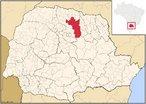 Londrina est� localizada na regi�o norte do Paran�, � a segunda cidade mais populosa do Estado e a terceira mais populosa da Regi�o Sul do Brasil.</br></br>Palavras-chave: Regi�o. Economia. Microrregi�es. Agricultura. Localiza��o. Londrina. Paran�.