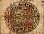 O Ch�&#335;nha chido (Atlas do mundo) � um tradicional atlas Coreano produzido no in�cio dos anos da dinastia Choson (1392-1910). Um dos mapas no atlas, &quot;Ch'&#335;nhado&quot; (Mapa do mundo), � um mapa do mundo original e centrado na China e visto da perspectiva Coreana. Os conte�dos t�picos dos atlas Coreanos durante este per�odo consistiam do seguinte: um mapa do mundo com o t�tulo Ch�&#335;nhado, um mapa da Coreia, mapas das oito prov�ncias de Coreia, e mapas dos pa�ses vizinhos - China, Jap�o, e as Ilhas Ryukyu. </br></br> Palavras-chave: Atlas. Coreia. Mapas. China. Jap�o. Prov�ncias.