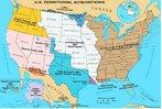 Expans�o em dire��o ao oeste. </br></br> Palavras-chave: Expans�o. Coloniza��o. Marcha para o Oeste. Territ�rio.