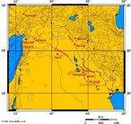 Mesopot�mia - &quot;entre rios&quot; . Trata-se de um plat� de origem vulcanica localizado no Oriente M�dio, delimitado entre os vales dos rios Tigre e Eufrates, ocupado pelo atual territ�rio do Iraque e terras pr�ximas. </br></br> Palavras-chave: Dimens�o Socioambiental do Espa�o Geogr�fico. Territ�rio. Regi�o. Lugar. Pa�ses. Mesopot�mia. Irriga��o. Agricultura. Primeiras Cidades. Rios. Tigre e Eufrates. Antiguidade. Urbaniza��o.