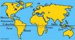 O caf� � um produto agr�cola que prospera em um cintur�o que se estende de 12 a 15 graus ao sul e ao norte do c�rculo do Equador, em regi�es tropicais e subtropicais. O local do plantio deve estar preferivelmente localizado em uma altitude entre 500 e 2000 metros acima do n�vel do mar, com abundante pluviosidade. O melhor solo � o vulc�nico, argiloso e �mido. Os pa�ses do caf�: Brasil, Java, India, Qu�nia, M�xico, Guatemala, Col�mbia. </br></br> Palavras-chave: Caf�. Produ��o. Regi�es Tropicais. Regi�es Subtropicais. Solo. Economia. Exporta��o. Setor Prim�rio da Economia.