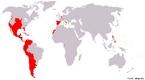 A coloniza��o espanhola das Am�ricas come�ou com a chegada de Crist�v�o Colombo em 1492. Colombo procurava um novo caminho para as �ndias e convenceu-se de que o encontrara. Ele foi feito governador dos novos territ�rios e fez v�rias outras viagens atrav�s do Oceano Atl�ntico. </br></br> Palavras-chave: Coloniza��o Espanhola. Dom�nio. Explora��o. Recursos Minerais. Roubo. Mortes. Am�rica.
