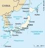 � um pa�s insular do Extremo Oriente, formado por um arquip�lago situado ao largo da costa nordeste da �sia. Sua capital � a cidade de T�quio. O pa�s � formado por quatro grandes ilhas, Honshu, Shikoku, Kyushu e Hokkaido, e seu arquip�lago � formado por mais de tr�s mil ilhas localizadas entre o mar de Okhotsk a norte, o Oceano Pac�fico a leste e a sul e o Mar da China Oriental e o mar do Jap�o a oeste. </br></br> Palavras-chave: Jap�o. Mar. Economia Pesqueira. Turismo. Pa�s do Sol Nascente. Pot�ncia Econ�mica Mundial.