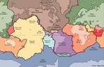 O supercontinente do sul Gondwana inclu�a a maior parte das zonas de terra firme que hoje constituem os continentes do Hemisf�rio Sul, incluindo a Ant�rtida, Am�rica do Sul, �frica, Madagascar, Seychelles, �ndia, Austr�lia, Nova Guin�, Nova Zel�ndia, e Nova Caled�nia. </br></br> Palavras-chave: Supercontinente. Animais. Deriva Continental. Placas Tect�nicas.