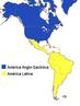 Divide a Am�rica conforme suas caracter�sticas hist�ricas e econ�micas. De uma lado, a Am�rica Anglo-sax�nica, a regi�o mais desenvolvida econ�mica e socialmente. De outro, a Am�rica Latina, regi�o com os piores n�veis de desenvolvimento. </br></br>Essa diferen�a entre as regi�es teria se iniciado ainda quando o territ�rio americano era col�nia europeia. A Am�rica Anglo-Sax�nica era, predominantemente col�nia de povoamento, enquanto a Am�rica Latina col�nia de explora��o.</br></br> A origem dos nomes, Anglo-Sax�nica e Latina, esteve inicialmente associada a uma divis�o da Am�rica baseada na origem dos povos europeus que colonizaram o continente. Os latinos seriam os povos que falam l�nguas de origem latina, predominante no sul da Europa, como portugueses, espanh�is, italianos e franceses. Os Anglo-sax�es seriam povos de origem sax�nica, predominantes no norte da Europa, como na Inglaterra. Apesar de utilizar essa nomenclatura, a divis�o s�cio-econ�mica da Am�rica n�o se submete mais as quest�es de origem lingu�stica.</br></br>Palavras-chave: Am�rica. Am�rica Latina. Am�rica Anglo-Sax�nica. Economia. Pol�tica. Pa�s Desenvolvido. Pa�s Subdesenvolvido. Coloniza��o.