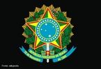 Brasão de Armas da República. </br></br> Palavras-chave: Brasão de Armas. Brasil. Símbolos. Nacionalismo. Armas.