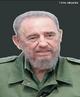 Fidel Alejandro Castro Ruz (Birán, 13 de agosto de 1926) é um revolucionário comunista cubano, primeiro presidente do Conselho de Estado da República de Cuba (1976-2008). Até 2006 foi primeiro-secretário do Comitê Central do Partido Comunista de Cuba.</br></br> Em 19 de fevereiro de 2008, Castro anunciou ao jornal do Partido Comunista, o Granma, que não se recandidataria ao cargo de presidente de Cuba, cinco dias antes de o seu mandato terminar. Castro nunca foi eleito através de eleições diretas, não permitiu a criação de partidos de oposição, nem liberdade de imprensa. Apesar das controvérsias, foi durante o governo de Castro que Cuba alcançou altos índices de desenvolvimento humano e social e deu diversos exemplos de solidariedade humanitária, como a menor taxa de mortalidade infantil das Américas, erradicação do analfabetismo e da desnutrição infantil, entre outros. </br></br>Líder e secretário-geral do partido desde sua fundação, em 1965, em 19 de abril de 2011, Fidel, que já havia entregue o cargo de presidente em 2006, foi substituído como secretário-geral do Partido Comunista Cubano por seu irmão, Raúl Castro, retirando-se oficialmente da vida política do país. </br></br> Palavras-chave: Presidente de Cuba. Comunismo. Países. Capitalismo. Ditadura.
