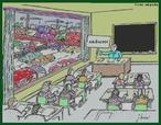 A poluição sonora atrapalha diferentes atividades humanas, pode, em alguns indivíduos, causar stresse, diminuir a concentração, diminuir a aprendizagem, causar problemas neurológicos, entre outros.  </br></br>  Palavras-chave: Dimensão Socioambiental. Demográfica e Cultural. Poluição. Ruído. Meio de Transporte. Escola. Barulho. Poluição Sonora. Barulho. Saúde.