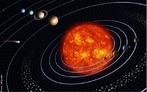 O sistema solar � constitu�do pelo Sol e pelo conjunto dos corpos celestes que se encontram no seu campo grav�tico, e que compreende os planetas, e uma mir�ade de outros objetos de menor dimens�o, entre os quais se contam os planetas an�es e os corpos menores do Sistema Solar (asteroides, transneptunianos e cometas).  </br></br>  Palavras-chave: Planetas. Sistema Solar. Terra. Dimens�o Socioambiental.