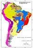 """O novo mapa de relevo da América do Sul, foi elaborado por Jurandyr Luciano Sanches Ross, Professor Titular do Departamento de Geografia da USP - Universidade de São Paulo.</br> </br> O mapeamento, a partir de imagens de radar do satélite Shuttle Radar Topography Mission (SRTM), da Nasa, complementadas pelas do Google Earth, pelo mapa geológico da América do Sul produzido pela Companhia de Pesquisa de Recursos Minerais (CPRM), por trabalhos acadêmicos e levantamentos de  campo em 2015/2016, apresenta 35 unidades geomorfológicas.  </br></br> O mapa delimita as unidades dos três blocos fundamentais do continente (a Cordilheira dos Andes a oeste, a grande depressão e planície central adjacente às montanhas e os planaltos de menor altitude no centro-leste), com base em diferenças da constituição geológica, solos e formas de relevo.  </br></br> O mapa acompanhado de  um artigo científico têm como ênfase o relevo brasileiro,  na perspectiva e contexto do continente sul-americano.  A partir dos fatos geotectônicos que balizam toda a gênese da geologia e geomorfologia da América do Sul, procura-se destacar como a gênese da geomorfologia brasileira está intrinsicamente relacionada com a  de todo o continente. Ainda que a preocupação central seja tratar do relevo do território brasileiro, este não se explica por si só, e assume uma outra dimensão quando se insere a dinâmica crustal que ao gerar cordilheiras como a dos Andes, produz simultaneamente uma vasta e estreita depressão central com planícies e pantanais, e ao mesmo tempo contribui para explicar a existência de serras e escarpas como as da Serra do Mar e Mantiqueira e inúmeras outras. </br></br> O novo mapa, na escala de 1:8 milhões, pode ser útil no planejamento ambiental e econômico. </br></br> <a href=""""http://www.geografia.seed.pr.gov.br/modules/galeria/detalhe.php?foto=1606&evento=7"""" target=""""_blank"""">Acesse a Legenda</a>. </br></br> <a href=""""http://rbg.ibge.gov.br/index.php/rbg/article/view/28/9"""" target=""""_blank"""">Ace"""